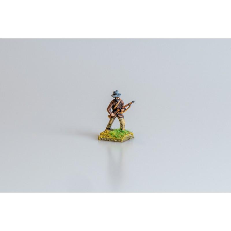Boer Army – Infantry advancing