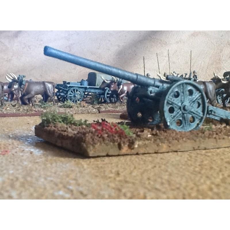 Colonial Wars – 4.7 inch gun