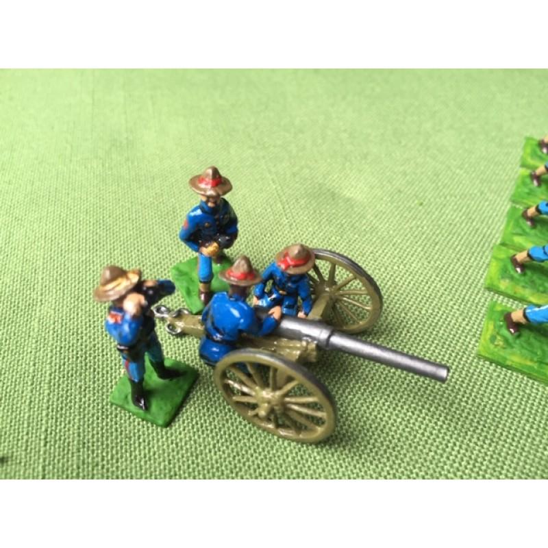 Colonial Wars – Field gun