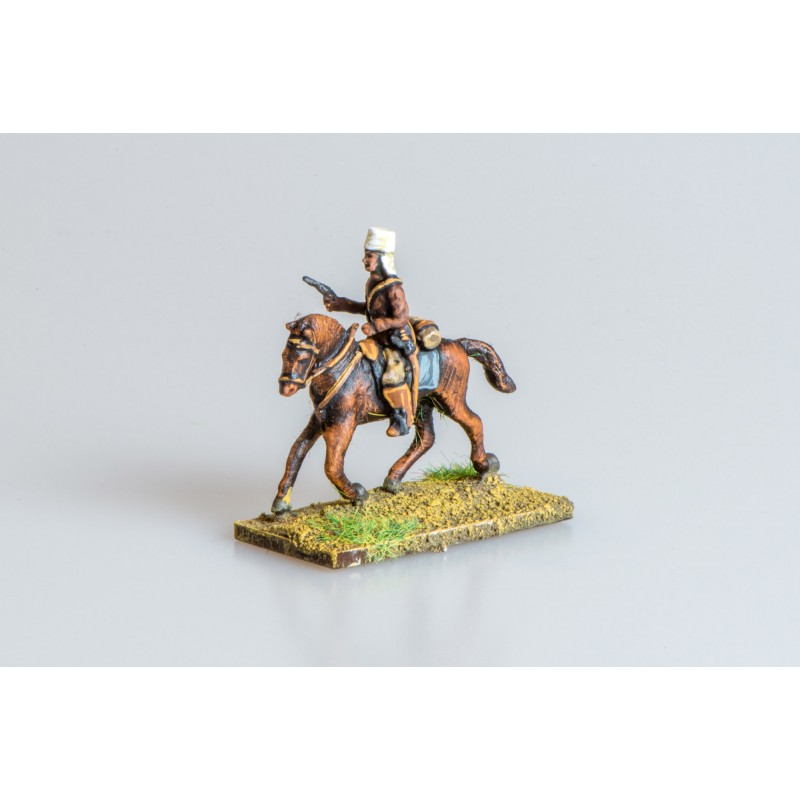 Egyptian and Sudanese Army – Egyptian cavalry officer mounted