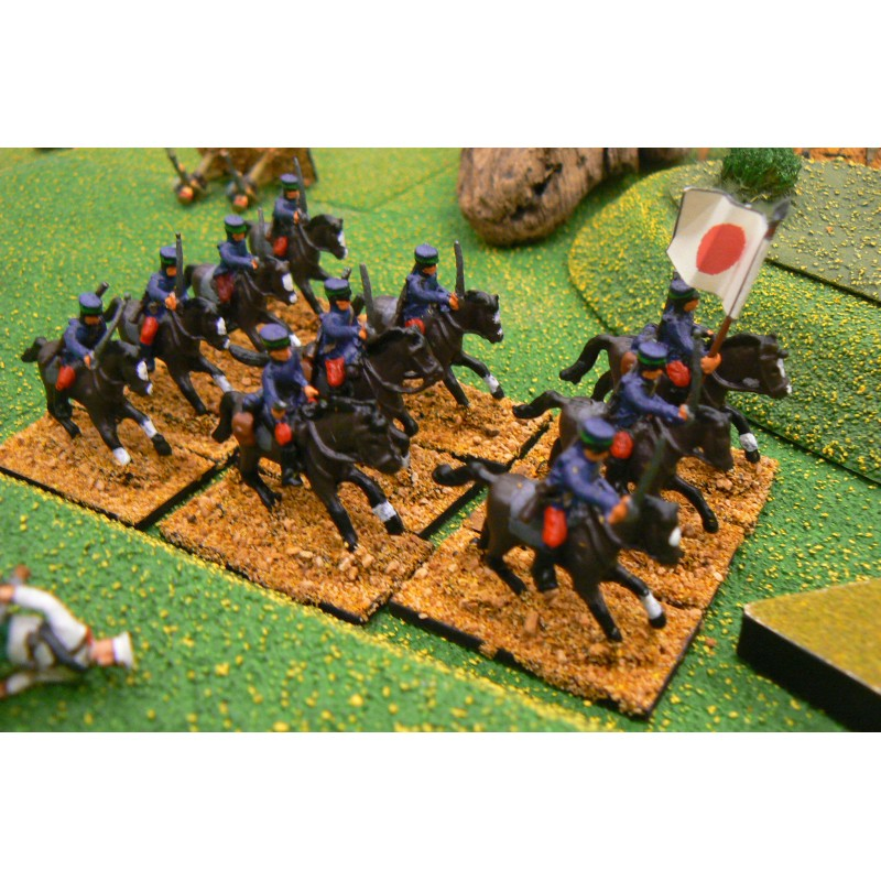 Japanese Army – Cavalry trooper mounted