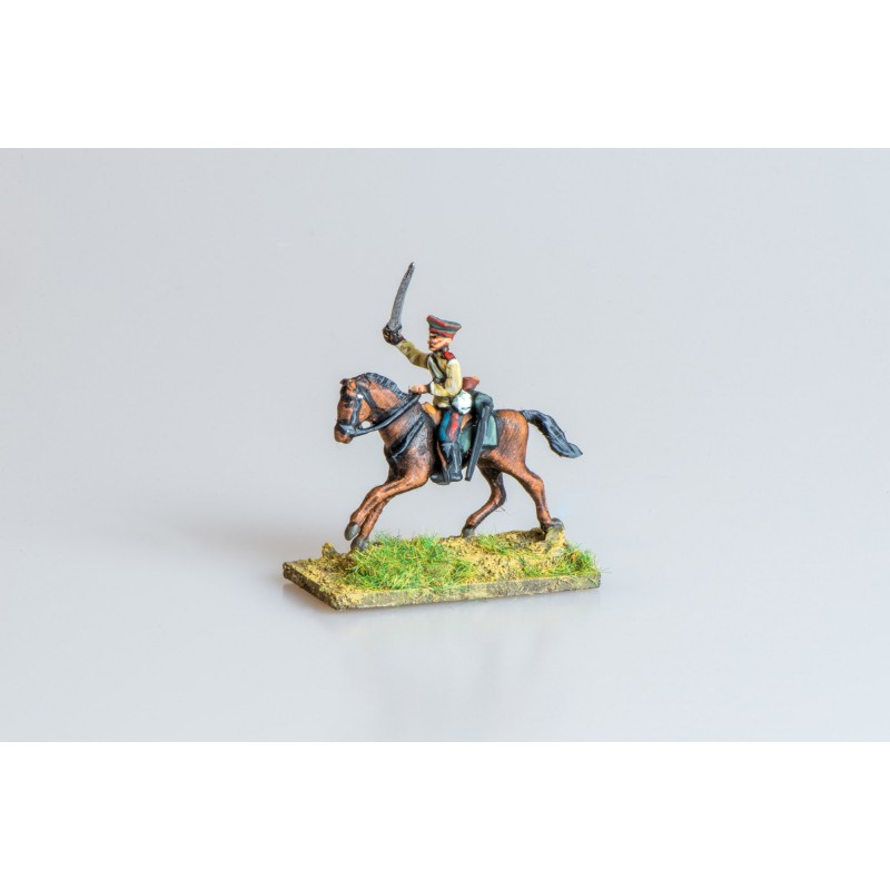 Russian Army – Cavalry trooper mounted