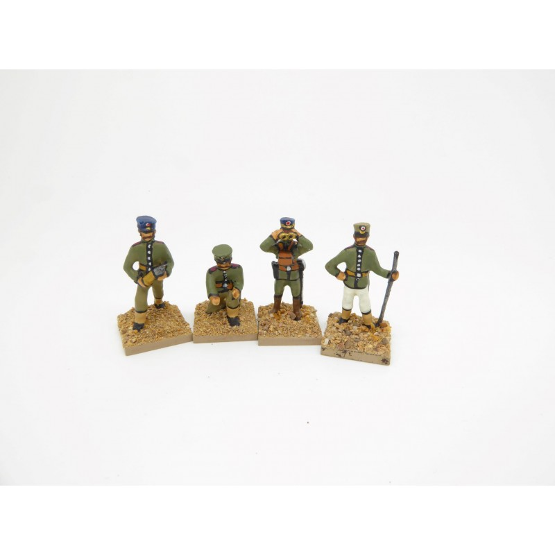 US Punitive Expedition – Mexican Gun crew (4 figures)